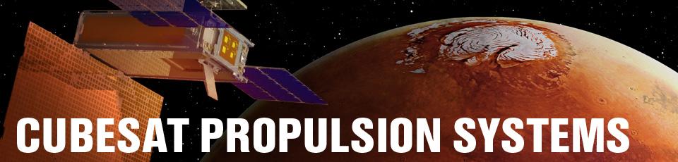 Cubesat Propulsions